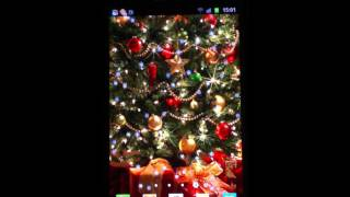 Christmas 2011 Live Wallpaper YouTube video