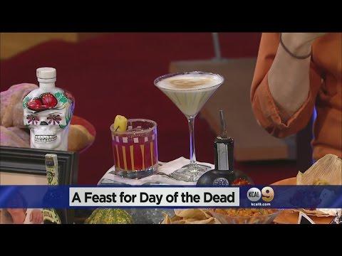 Border Grill Chef Prepare Feast For Day Of The Dead