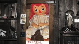 The True Story Of Annabelle, The Haunted Doll