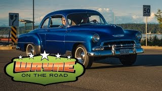 Wayne On The Road EP035 - North Island Cruisers car club,  Cruise Night and Show & Shine