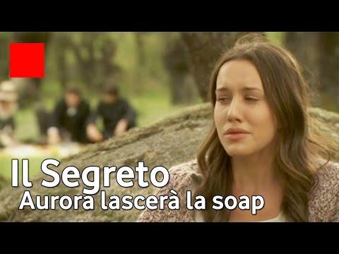 il segreto - terence lascia la soap, aurora esce di scena