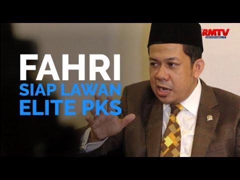 Fahri Siap Lawan Elite PKS
