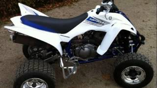 2. 2009 yamaha raptor 350 review