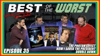 Video Best of the Worst: The Photon Effect, How I Saved the President, and Double Down MP3, 3GP, MP4, WEBM, AVI, FLV Agustus 2018