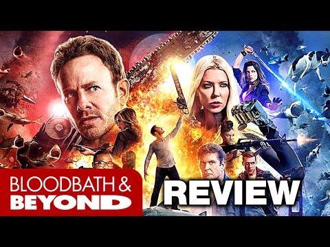 Sharknado 4: The 4th Awakens (2016) - Movie Review
