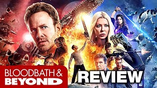 Nonton Sharknado 4: The 4th Awakens (2016) - Movie Review Film Subtitle Indonesia Streaming Movie Download