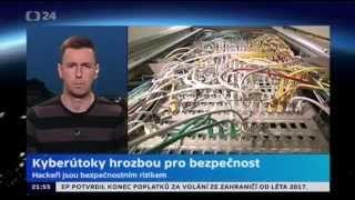 Kyberútoky hrozbou pro veřejnost