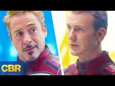 The Avengers Might Split In Two Teams During Endgame