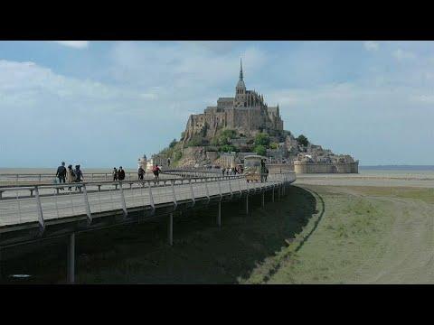 Μον Σεν Μισέλ: Η νέα εικόνα της νορμανδικής καστροπολιτείας…