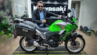 9. Taking Delivery of my New Adventure Bike | Kawasaki Versys X300