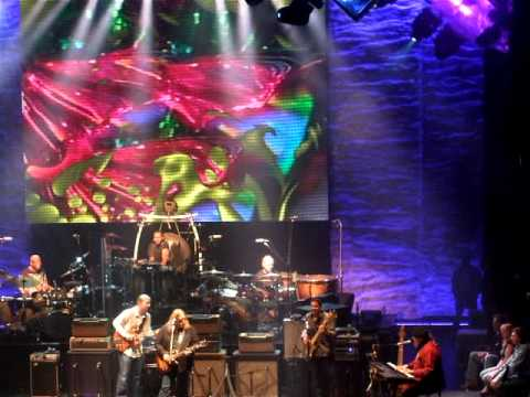 Dr John & the Allman Brothers @ the Beacon Theatre 3/26/11 Walk on Guilded Splinters