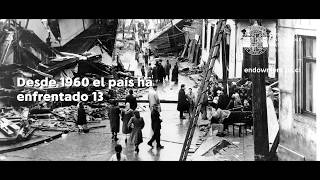 Resiliencia ante catástrofes naturales