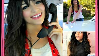 """Call Me Maybe"" DIY Halloween costume! (Carly Rae Jepsen) - YouTube"