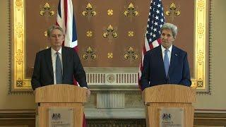 Hammond (IN) United States  city photo : Remarks by Secretary Kerry and British Foreign Secretary Hammond