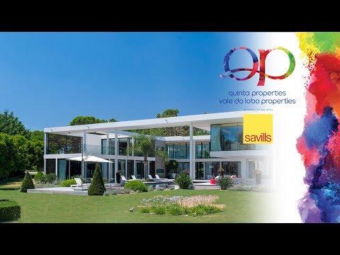 QP Savills - Ref: 83497QP - Modern and luxurious Quinta do Lago estate