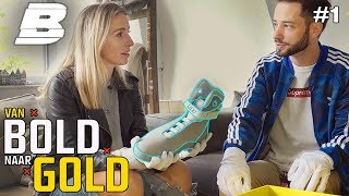Video VALERIO SHOWT EEN SNEAKER VAN €7000,- | VAN BOLD NAAR GOLD MP3, 3GP, MP4, WEBM, AVI, FLV September 2018