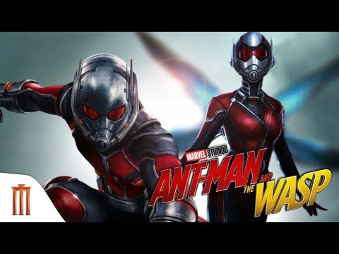 Ant Man and The Wasp - Official Trailer [ซับไทย]