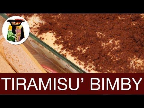 bimby - un tiramisù perfetto