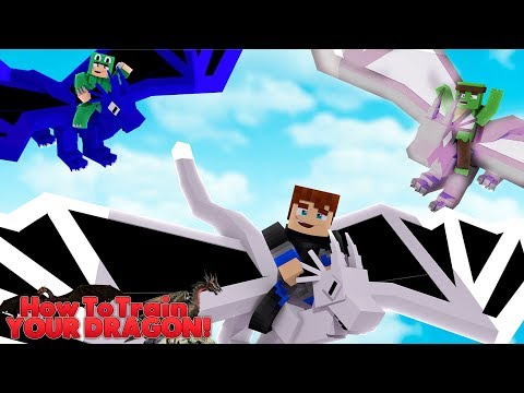 HOW TO TRAIN YOUR DRAGON - THE BIGGEST DRAGON EVER #10 w/ Little Lizard