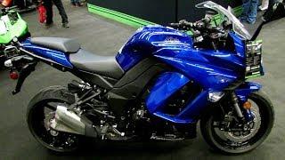 9. 2014 Kawasaki Ninja 1000 ABS Walkaround - 2014 Montreal Motorcycle Show