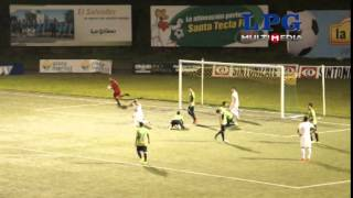 Santa Tecla 0 - 0 Alianza J12 Apertura2014
