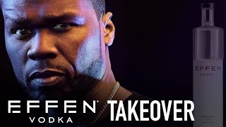A EFFEN Party at 50 Cent's Mansion