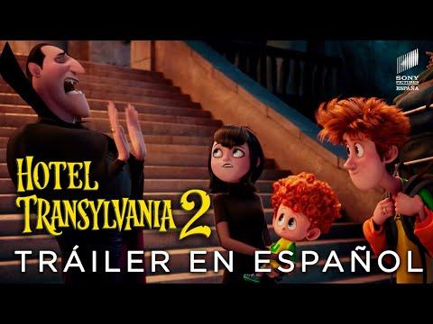 HOTEL TRANSILVANIA 2. Tráiler Final en español HD. Ya en cines