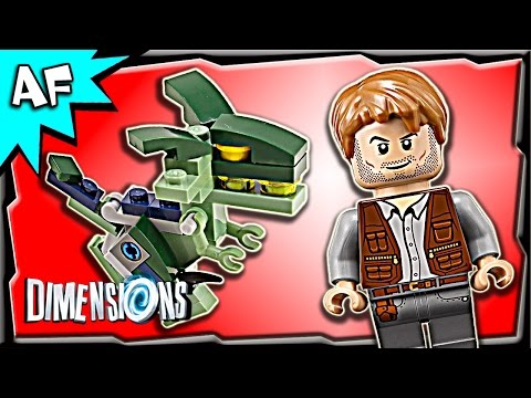 Vidéo LEGO Dimensions 71205 : Pack Equipe : Jurassic World