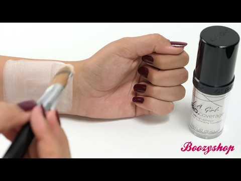 LA Girl LA Girl Pro Coverage HD Liquid Foundation White (Lightener)