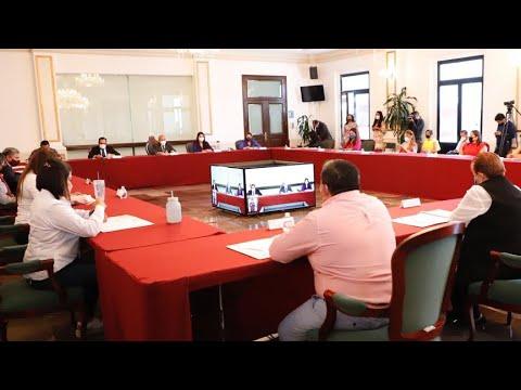 Cabildo H. Ayuntamiento de Tlalnepantla de Baz 02 septiembre 2020
