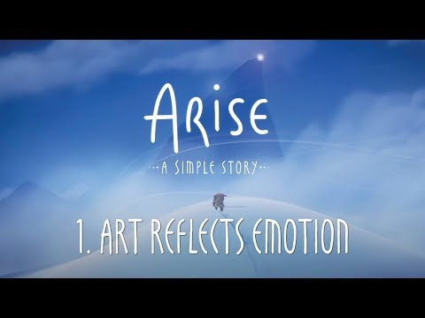 Arise: A Simple Story - 1. Art Reflects Emotion de Arise: A Simple Story