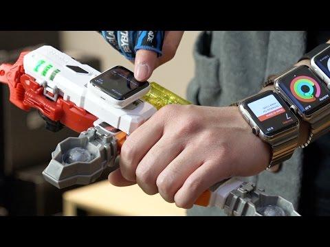 $1870 Beyblade Launcher Toy?!?! - Beyblade Burst Launcher Upgrades!