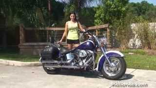 6. Used 2007 Harley Davidson Softail Deluxe Motorcycles for sale - Clearwater Beach, FL