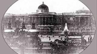 Трафальгарская площадь в Лондоне/London's Trafalgar Square