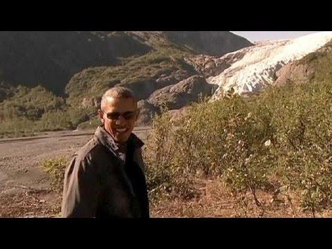 Στην Αλάσκα ο Μπαράκ Ομπάμα