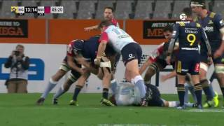 Highlanders v Waratahs Rd.14 Super Rugby Video Highlights 2017