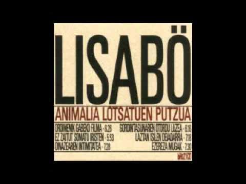 Animalia Lotsatuen Putzua - Lisabo (diska osoa)