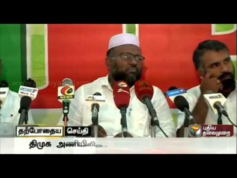 TN-Elections-SDPI-breaks-alliance-with-DMK