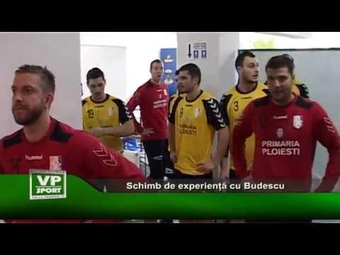Schimb de experienta cu Budescu