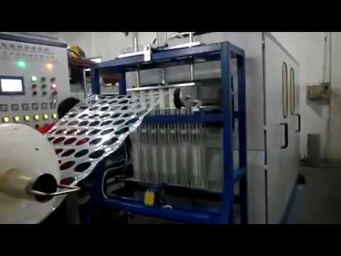 Máy sản xuất ly nhựa