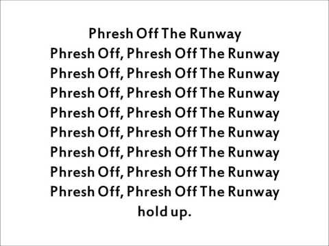 , title : 'Rihanna - Fresh Off The Runway (lyrics)'