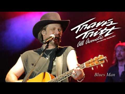 Tritt - An audio only version of Travis Tritt jamming on his acoustic guitar!