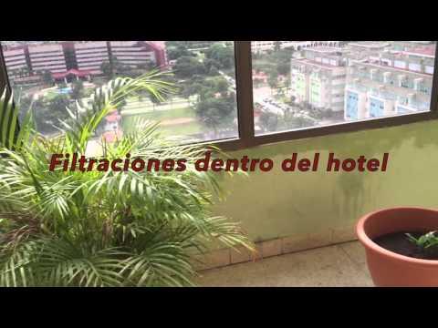 Engañados por Rumbo no contratar mas. Hotel Neptuno-Triton La Habana Cuba