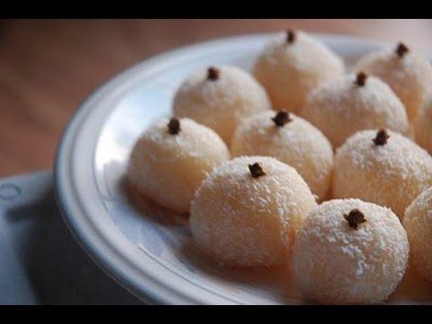 i beijinhos, dolcetti brasiliani al cocco