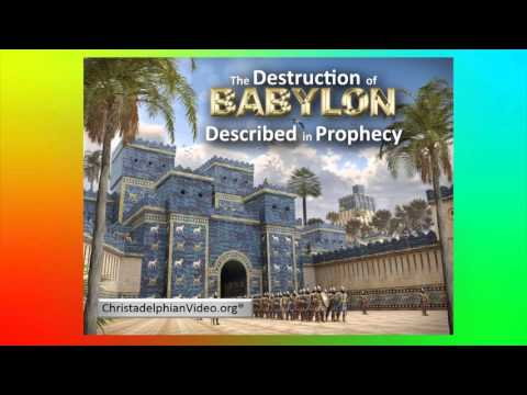Medo Persia in End Time Bible Prophecy and Archaeology