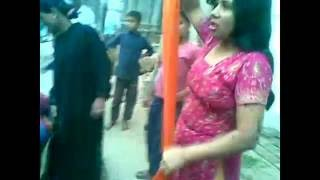 How Funny Two Crazy Girls Are Fighting On The Street