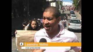 Sindicato integrou manifestação contra insegurança na BR-116