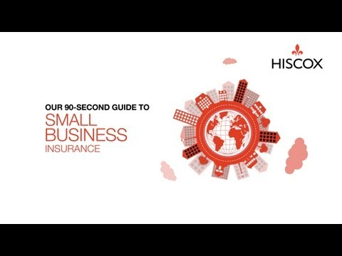 What is Small Business Insurance? A 90-Second Guide