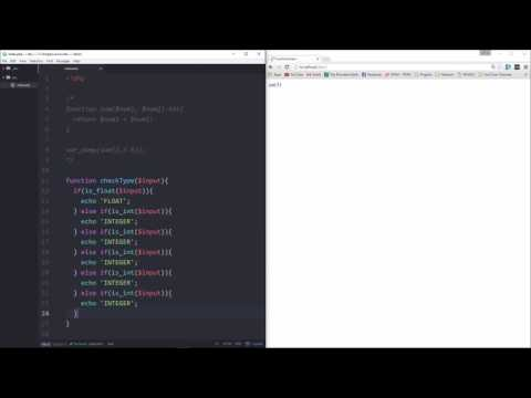Learn About Different Types of Declarations in PHP 7 - Part 2