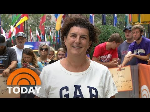 'Do You Recognize Me?' See This Mom's Dramatic Ambush Makeover | TODAY